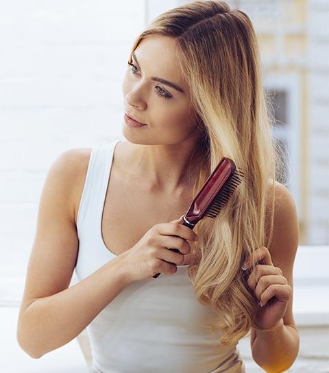 Quelle brosse correspond à vos cheveux?