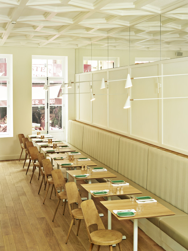 Restaurant Hôtel des Galeries
