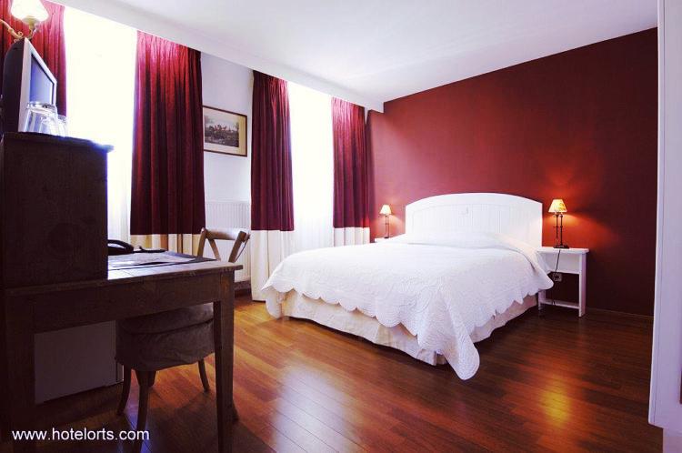 chambre Hôtel Orts bruxelles