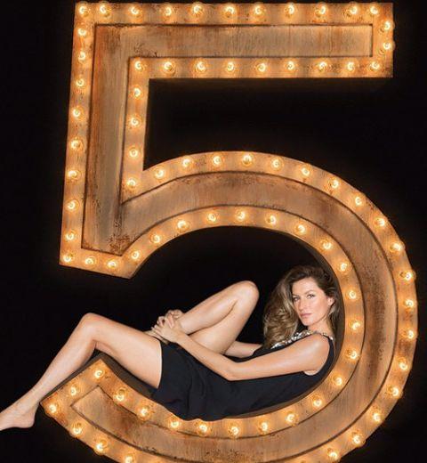Découvrez les premières images de la nouvelle campagne Chanel N°5