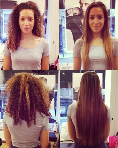 Cheveux long combien de temps homme