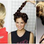 coiffures pour faire du sport