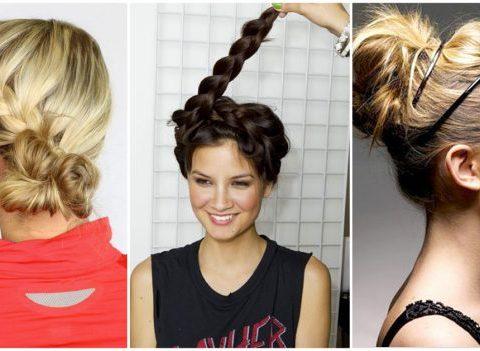 15 idées coiffures pour faire du sport tout en restant stylée