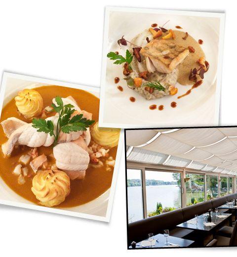 Le bon plan resto du vendredi: La Brasserie du Lac