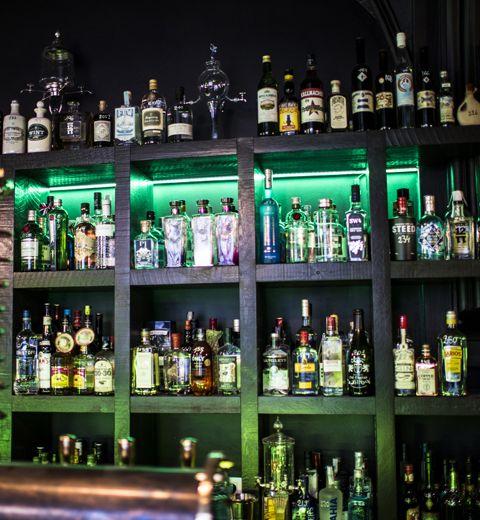 Green Lab: le nouveau bar fou de Bruxelles