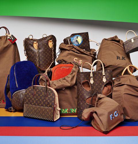 La collection Celebrating Monogram de Louis Vuitton