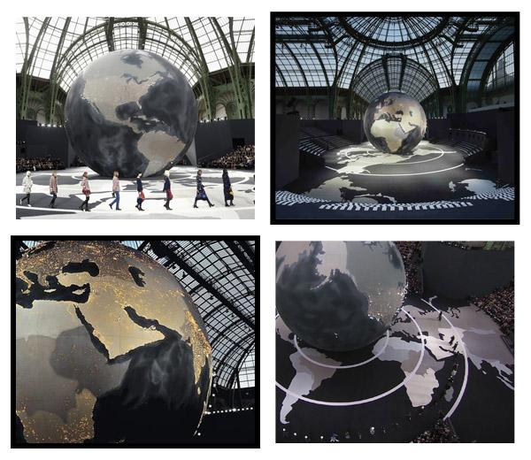 globe chanel