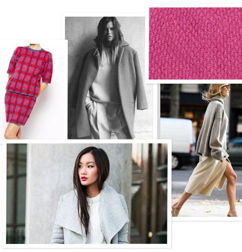 Comment porter la laine pour être au chaud et stylée ?