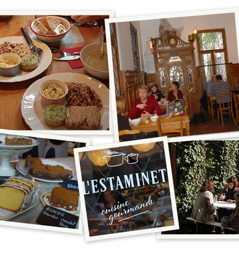 L'Estaminet, la nouvelle cantine gourmande de Schaerbeek
