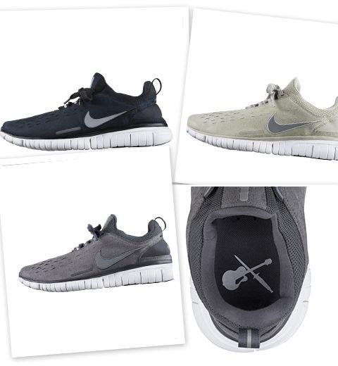 La marque A.P.C revisite la Nike «Free» !