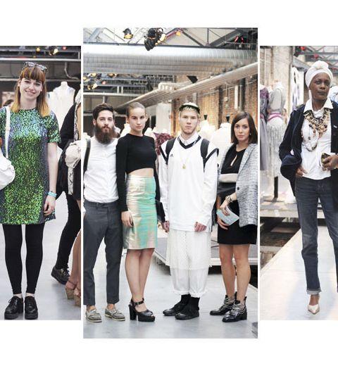 Streetstyle: les Bruss'ELLE fashion days