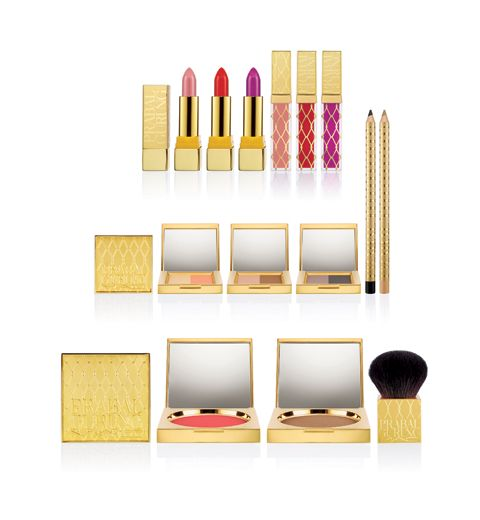 La collection PRABAL GURUNG x M.A.C