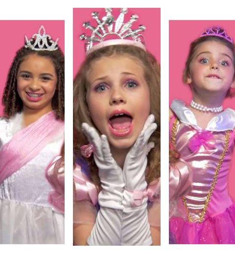 Les petites princesses qui disent «F**k» au sexisme