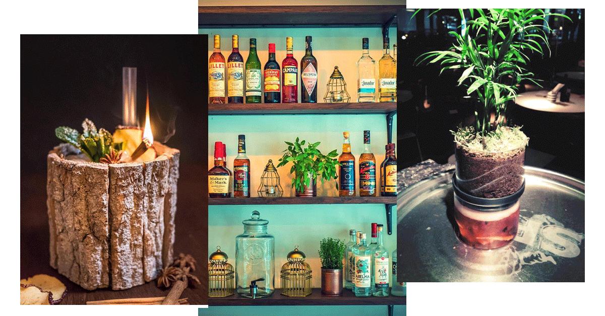 cocktails originaux alcool