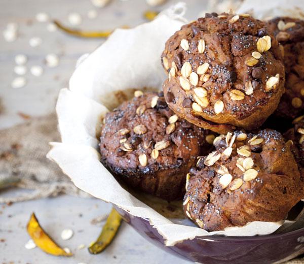 Muffin-potiron