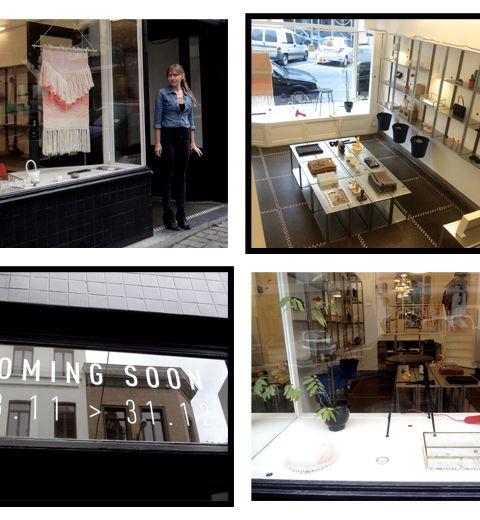 «Coming Soon» le nouveau temporary shop de Vanessa Aerts