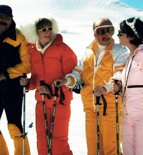 Le ELLE Snow Club se pose aux 3 vallées