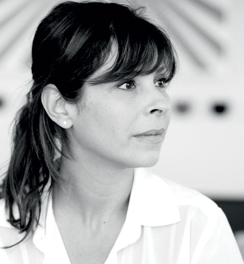 Une journée avec: Tania Garbarski