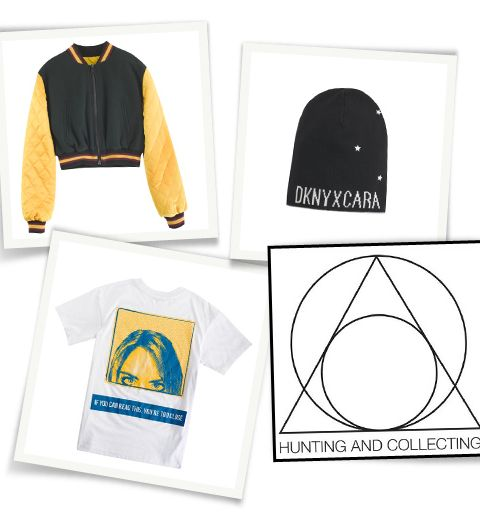 Où shopper la collection Cara Delevingne x DKNY à Bruxelles ?