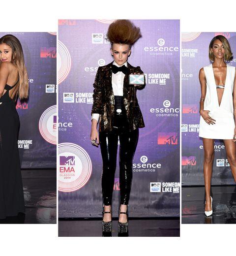 MTV EMA 2014 : les looks des stars