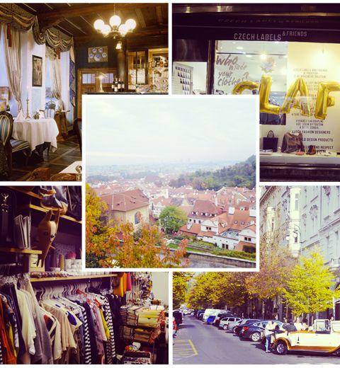 City-trip à Prague, je fais quoi ?
