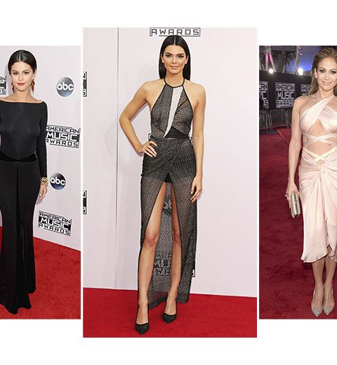 American Music Awards 2014: les plus beaux looks