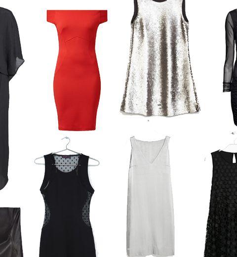 30 robes de soirée express (à shopper tout de suite)