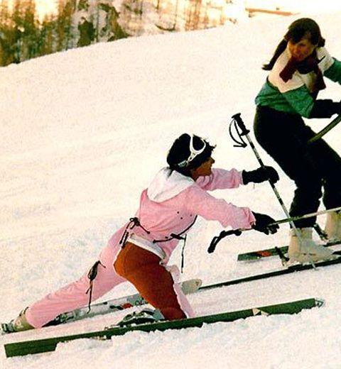 Comment s'étirer après le ski ?