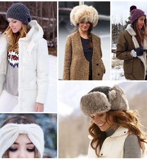 25 coiffures stylées pour l'hiver