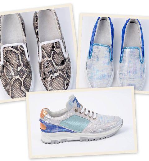 SVNTY : la nouvelle marque de sneakers anversoise