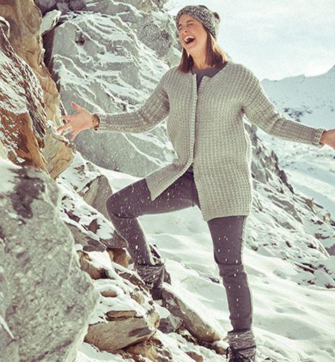 Le look du jour: la tenue après-ski confo