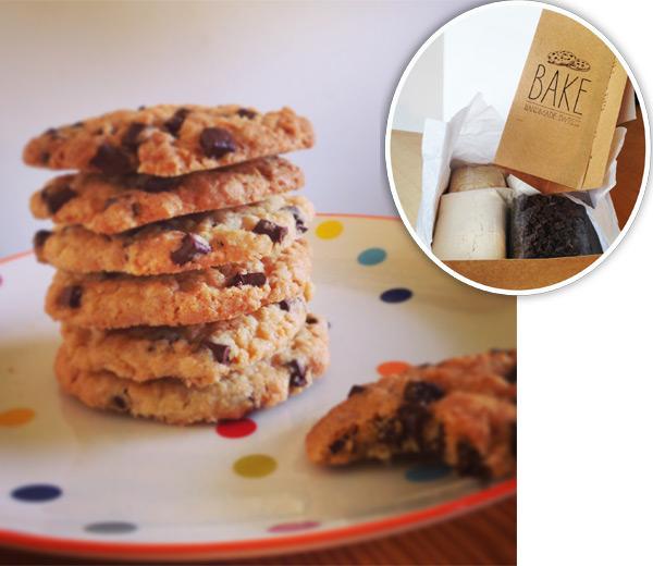 Cookies-Bake