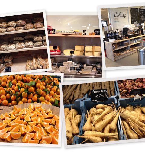 Cru: le supermarché 100% producteurs locaux de Colruyt