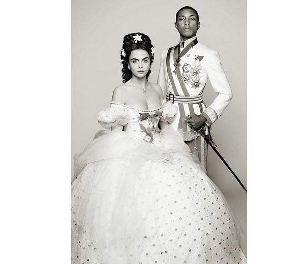 Pharrell-Williams_Cara-Delevingne_CHANEL