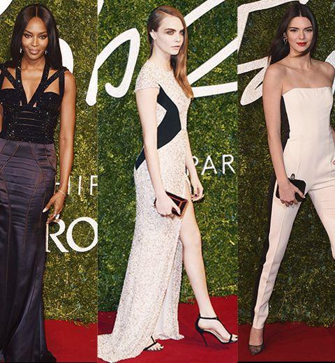 British Fashion Awards 2014: les looks de la soirée