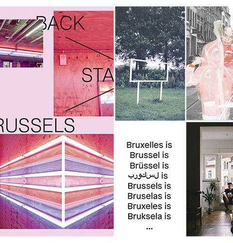 The Word rend hommage à Bruxelles