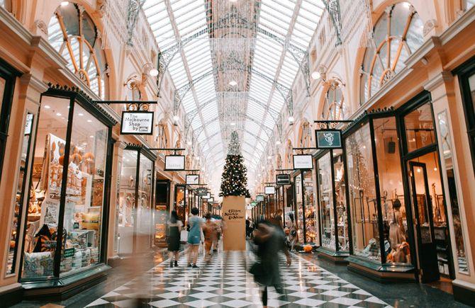 boutiques décoration de Noël