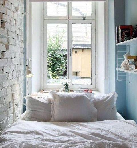 Petite chambre: 5 trucs pour rentabiliser l'espace