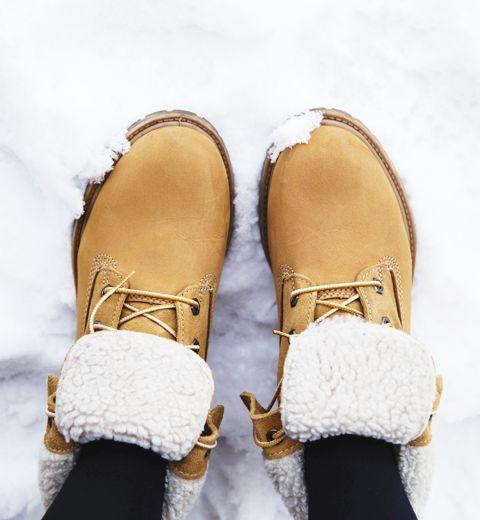 5 astuces pour ne plus avoir froid aux pieds