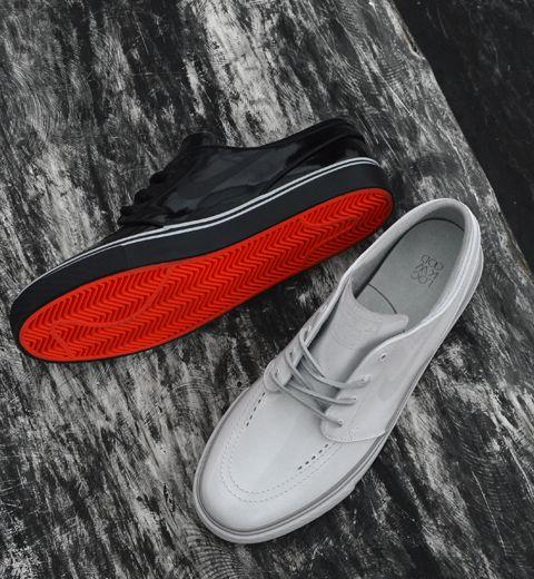 Lockwood Anvers crée une basket exclusive pour Nike SB