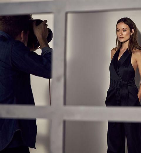 Olivia Wilde, nouvelle égérie H&M