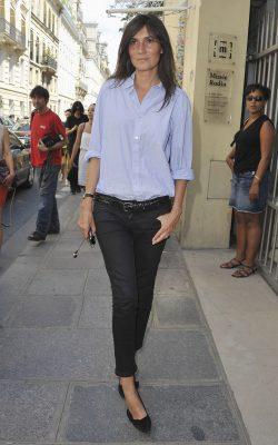 Christian Dior- Arrivals – Paris Fashion Week Haute Couture F/W 2011/2012