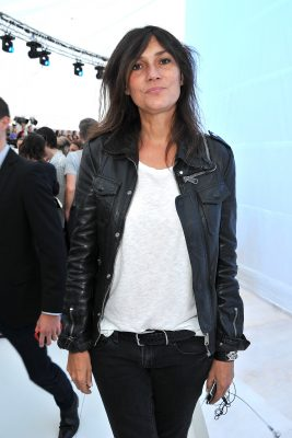 Louis Vuitton: Front Row – Paris Fashion Week Spring / Summer 2012