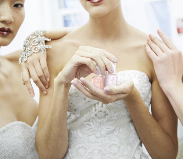 Les vernis mariage Bridal Collection d'Essie - ELLE.be