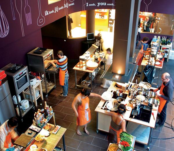 Bruxelles mmmmh - Cours de cuisine a bruxelles ...