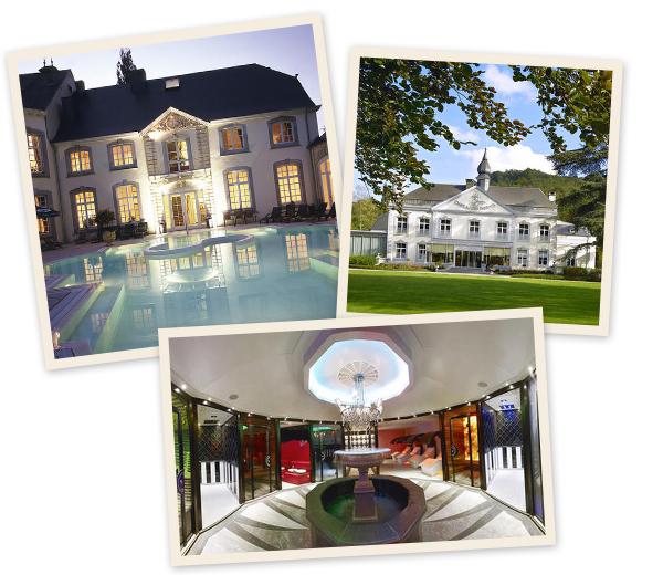 Spa Belgique - Chaudfontaine