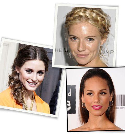 S.O.S cheveux gras: 10 coiffures qui vont vous sauver