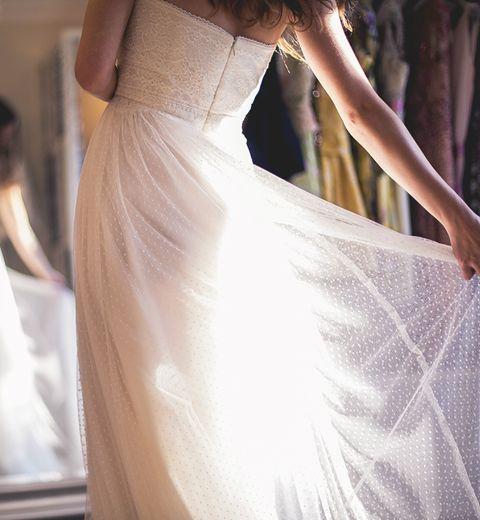 Où s'offrir une robe de mariée sur-mesure ?