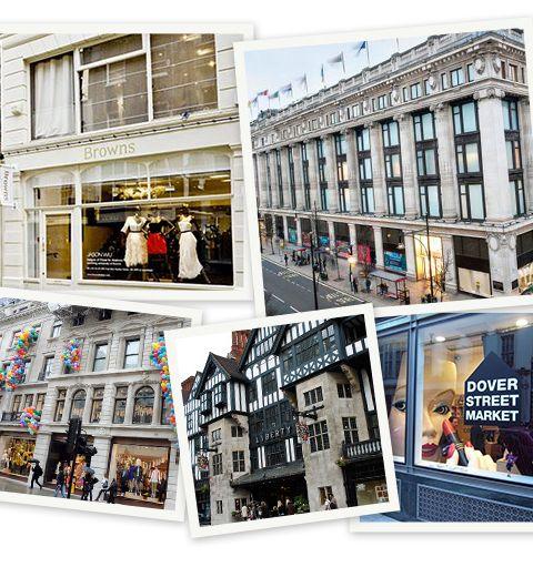 Shopping à Londres: nos 5 spots favoris