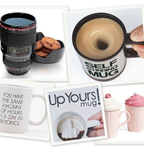 15 mug stylés pour boire son café